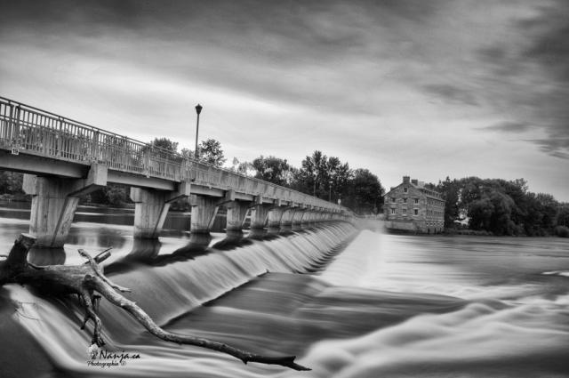 Moulin à eau de Jacques Nantel