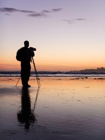 Le photographe au bout du monde de Louise Lebel