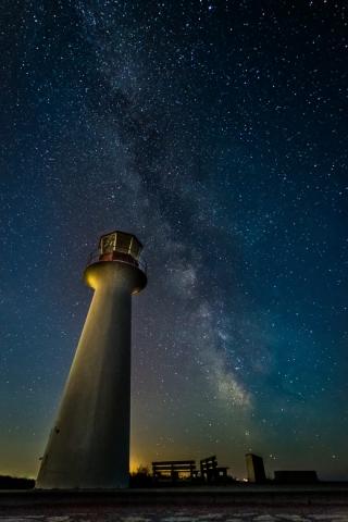 Voie Lactée de Patrick Perreault