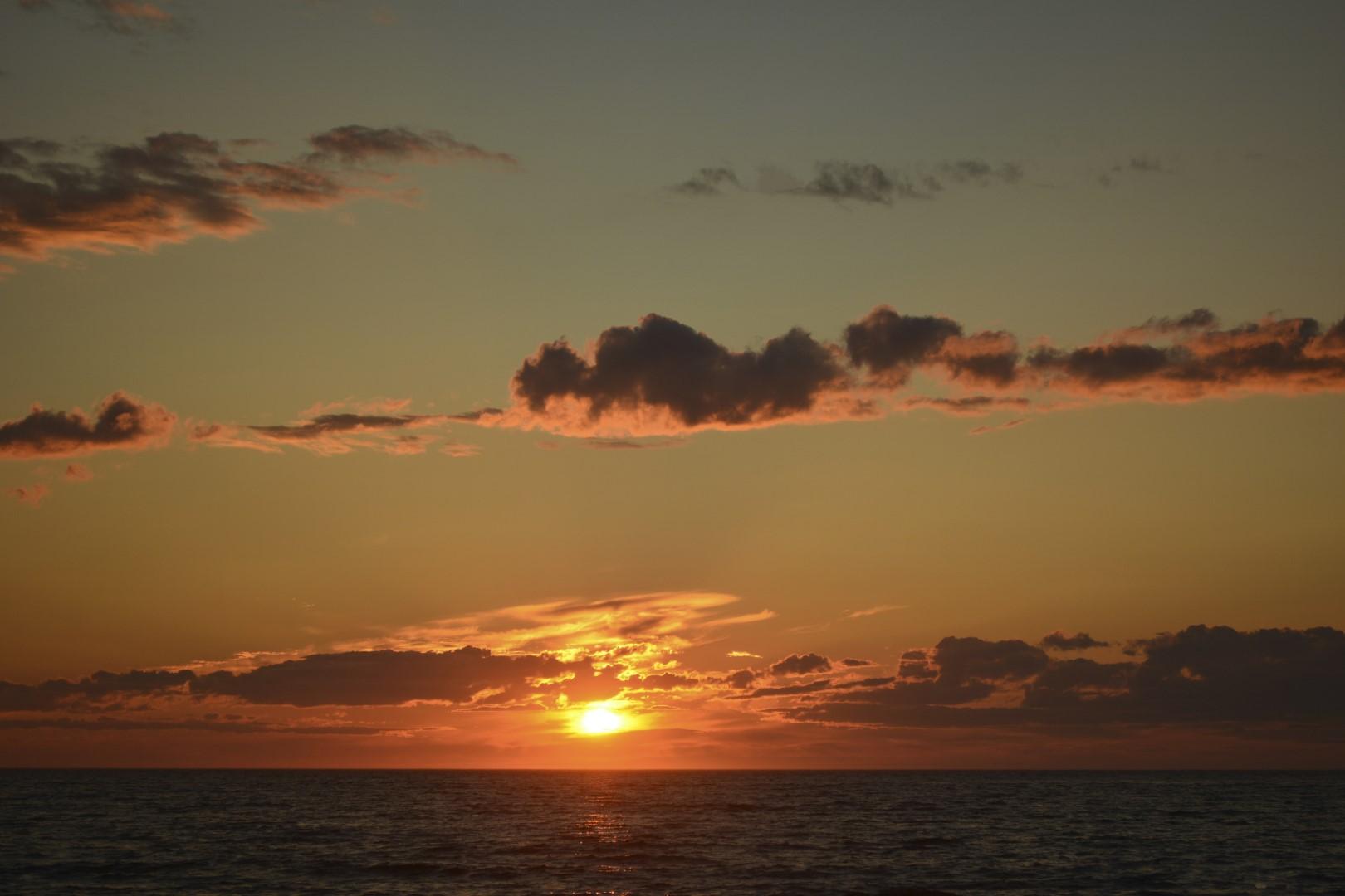 Douceur du soleil couchant de Lanie Berthiaume