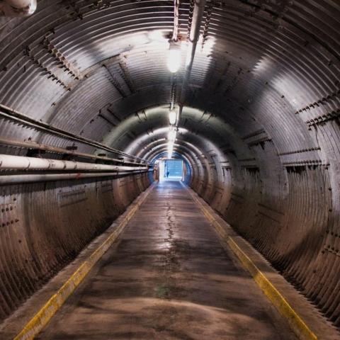 Le tunnel de Claude Gagnon