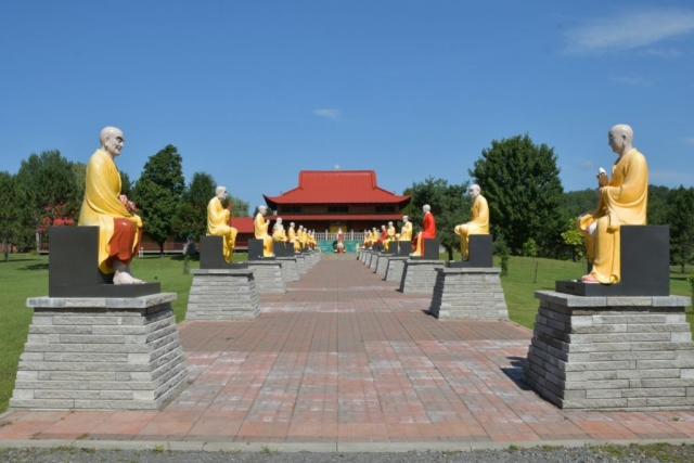 Le temple de Claude Gagnon