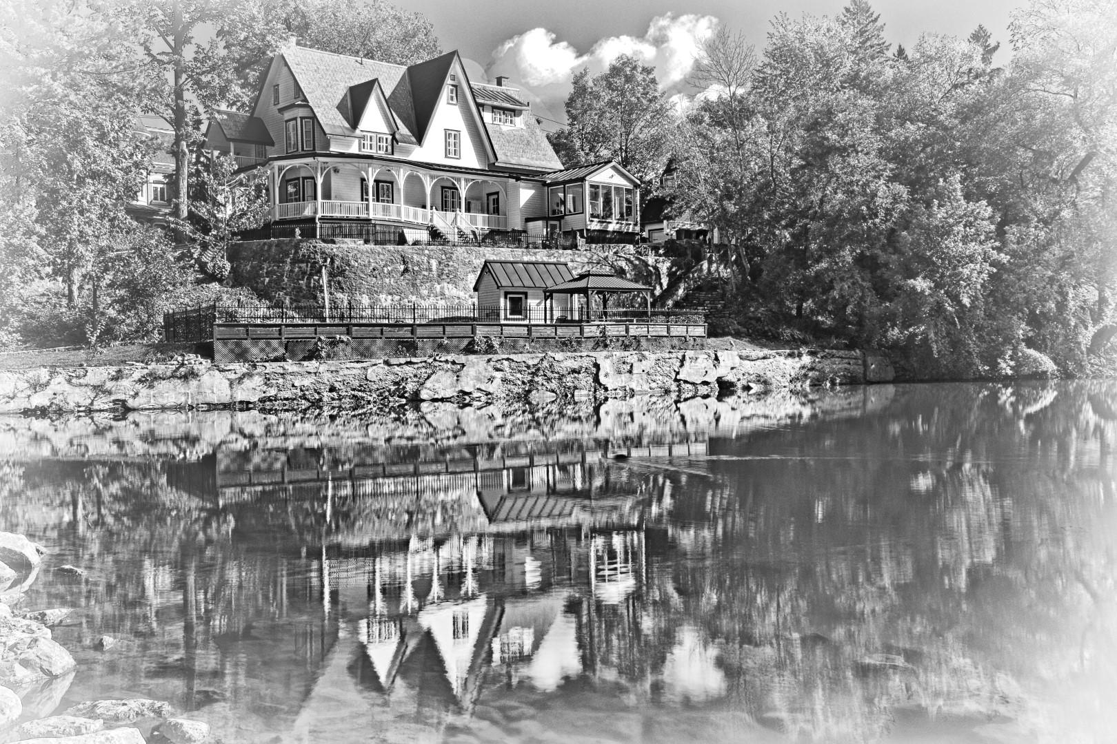 Ma vieille maison de Claude Gagnon