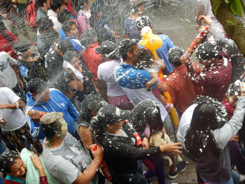 Carnaval de Quito Équateu
