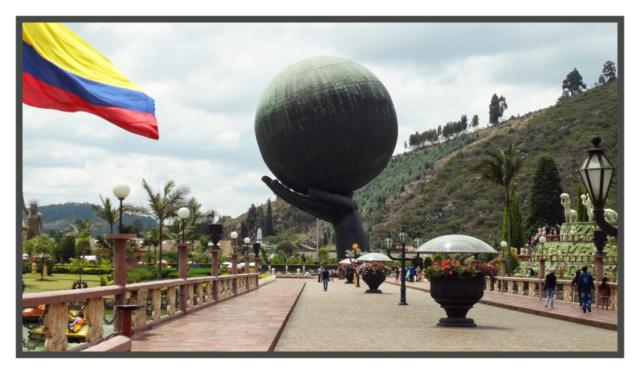 Parc Jaime Duque , Colombie